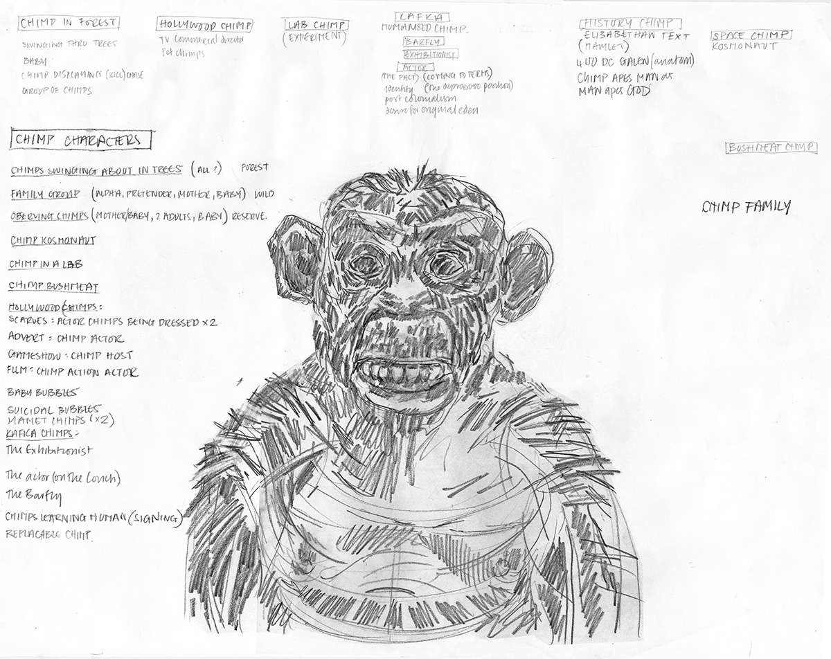 Chimp Project – 2010
